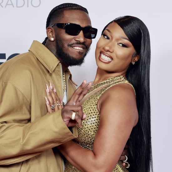 """Megan Thee Stallion and Pardison """"Pardi"""" Fontaine Pictures"""