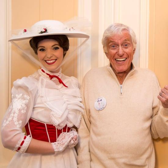 Dick Van Dyke's 90th Birthday Mary Poppins Flash Mob