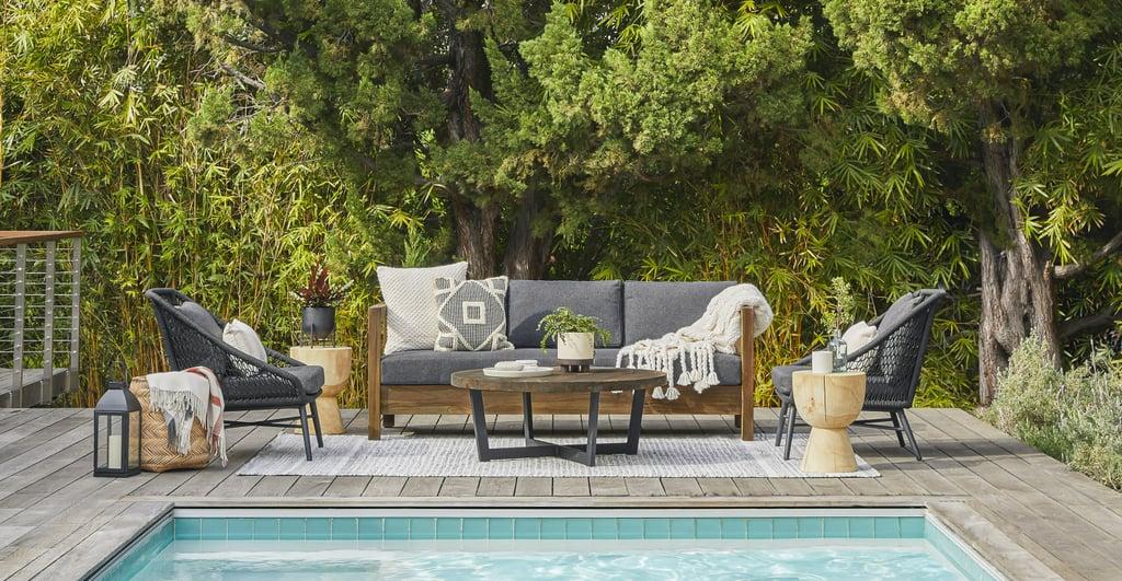 Article Arca Vintage Brown Sofa