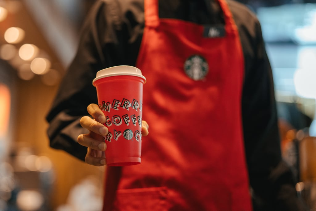 Starbucks Is Giving Out Free Reusable Holiday Cups Again