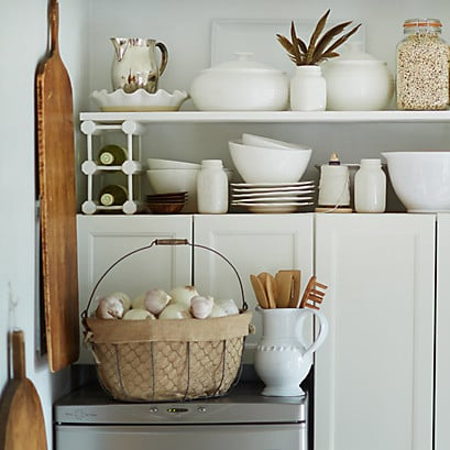 Storage Upgrades For Tiny Kitchens