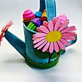 Felt Watering Can