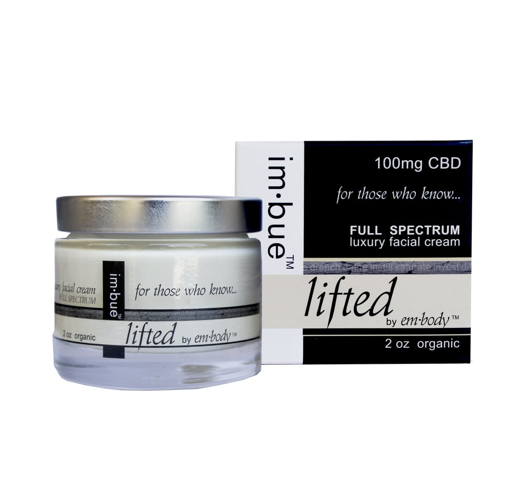 Im·bue Botanicals Lifted CBD Face Cream by Em·Body