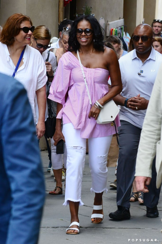First Ladies in Jeans Pictures