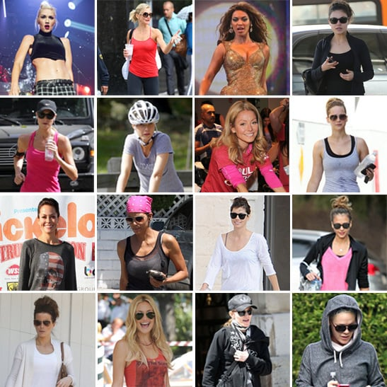 Fittest Female Celebs of 2012: The Top 25