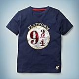 Platform 9 3/4 Sequin T-Shirt