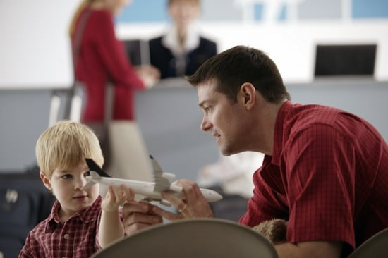 Best Time to Fly With Children