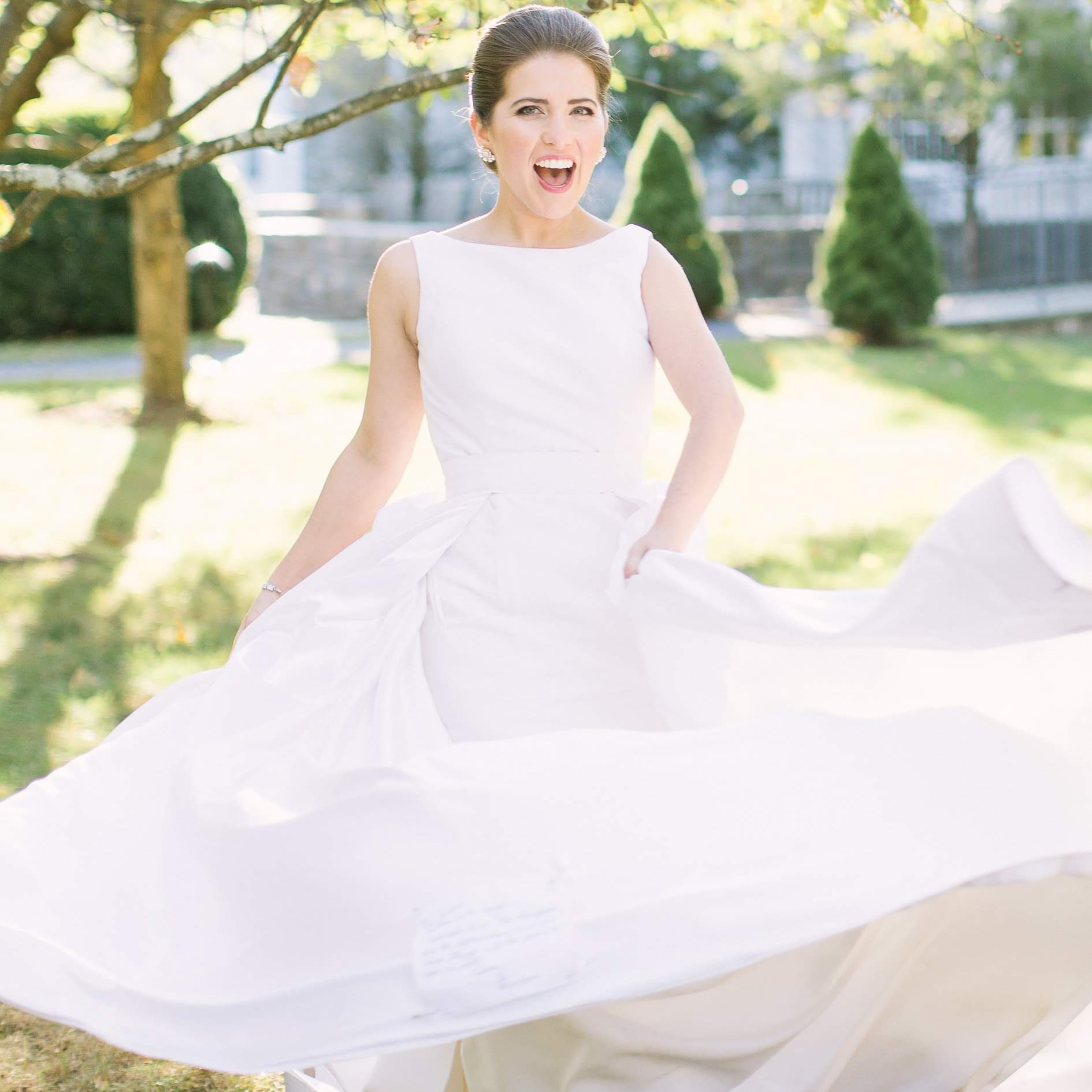 Brides Who Designed Their Own Wedding Dresses On Anomalie