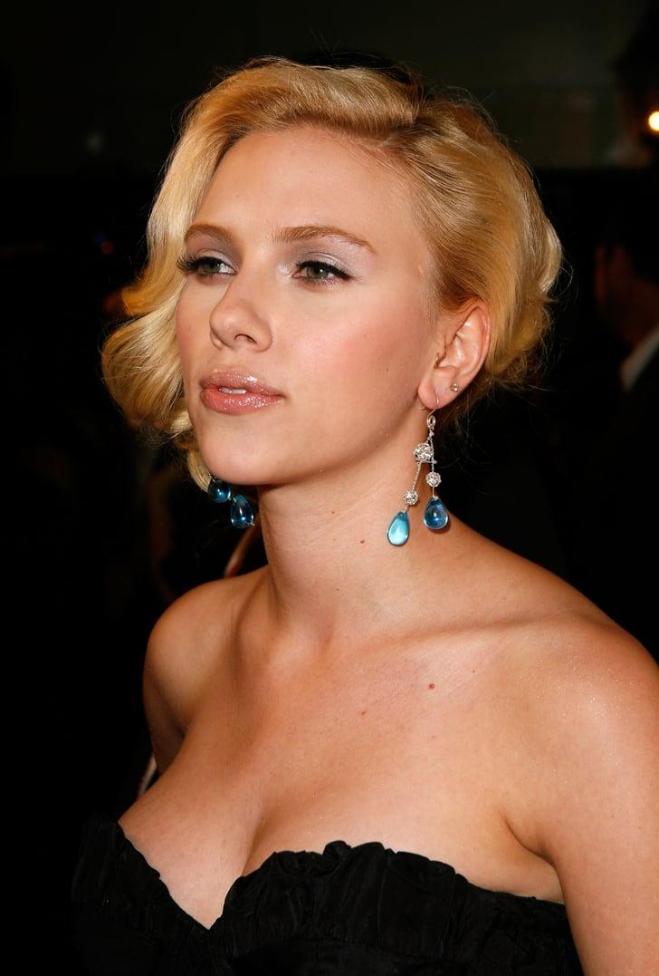 Scarlett Johansson Wins Female Movie Star in Buckled Front ...   Scarlett Johansson