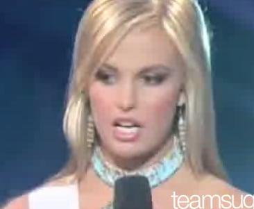 WTF: NBC's Miss USA Ad