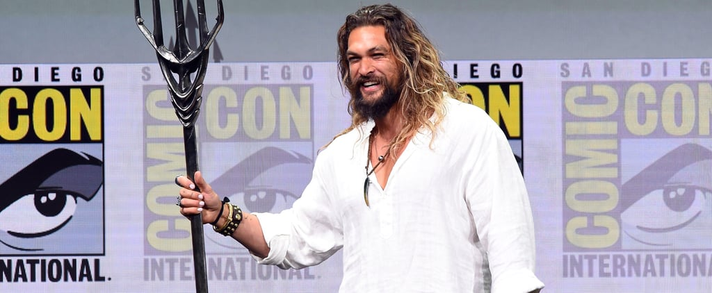 This Jason Momoa Moment Will Have You Melting in Your Seat, If You Know What We Mean