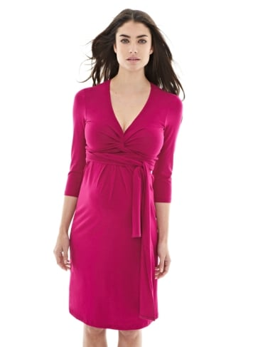 Isabella Oliver Tie Knot Maternity Dress