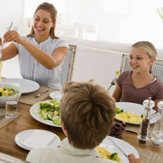 Benefits of Eating as a Family