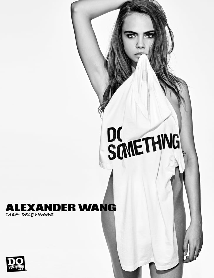 alexander wang do something campaign popsugar fashion