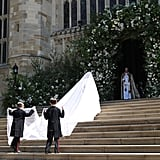 Who Are the Boys Who Carried Meghan Markle's Veil?