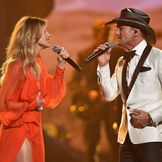 Faith Hill and Tim McGraw Performance at the 2017 CMA Awards