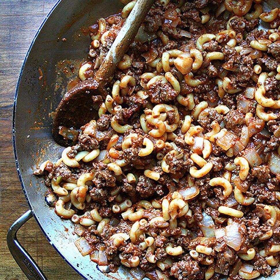 Olive Garden Lasagna Classico | Classic Recipes Using Ground Beef ...