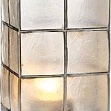 Luna Bazaar Tall Capiz Candle Holder  ($18)