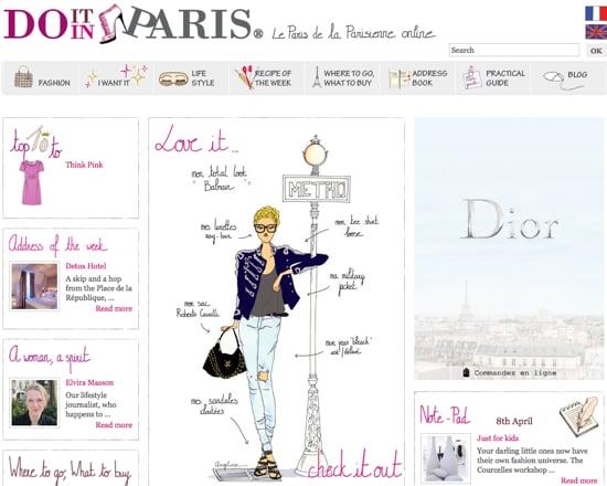 Fab Site: DoItInParis.com