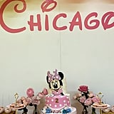 Chicago West's Second Birthday Party