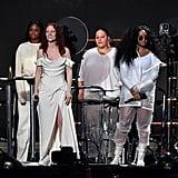 Jess Glynne Brit Awards Performance 2019
