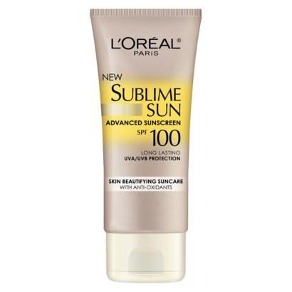 Serious Sunscreen