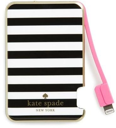 Kate Spade Slim Portable Charger