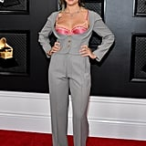 Tove Lo at the 2020 Grammys