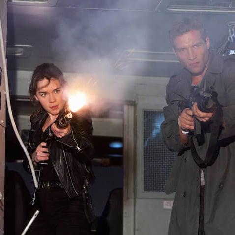 Terminator: Genisys Trailer