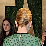 Elizabeth Banks From the Back