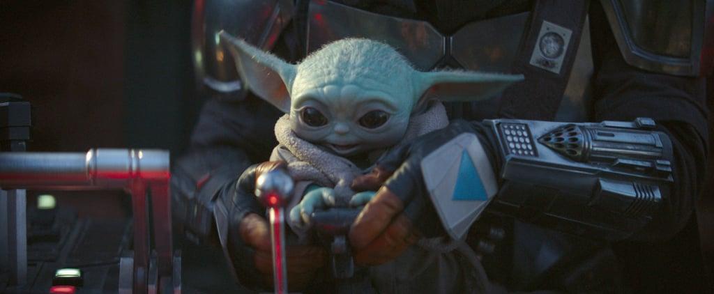 Shop the Adorable Baby Yoda aka The Child Build-A-Bear