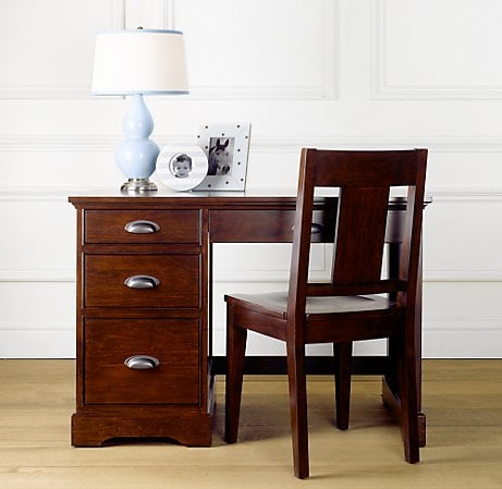 marlowe desk & chair ($750)