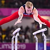 How Are Men's Parallel Bars Scored in Gymnastics?