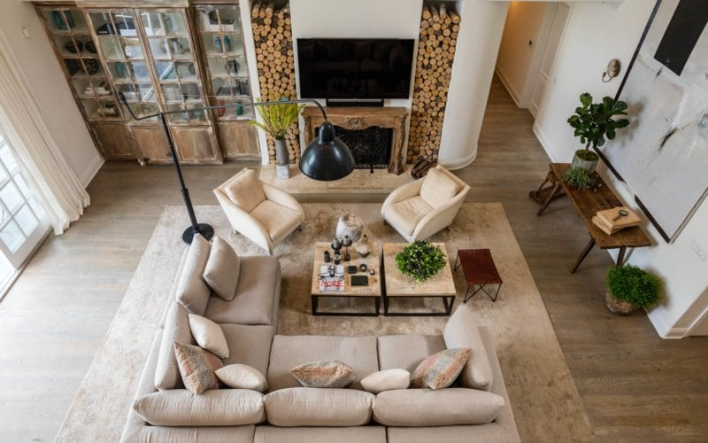 Patrick And Jillian Dempsey List Their La House Popsugar Home Photo 7