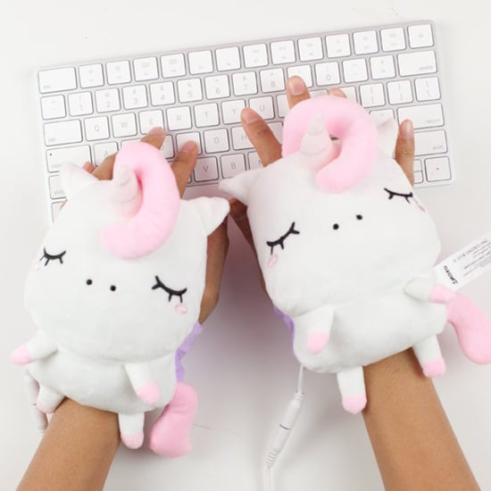 Angie Unicorn Handwarmers