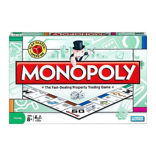 Monopoly Then