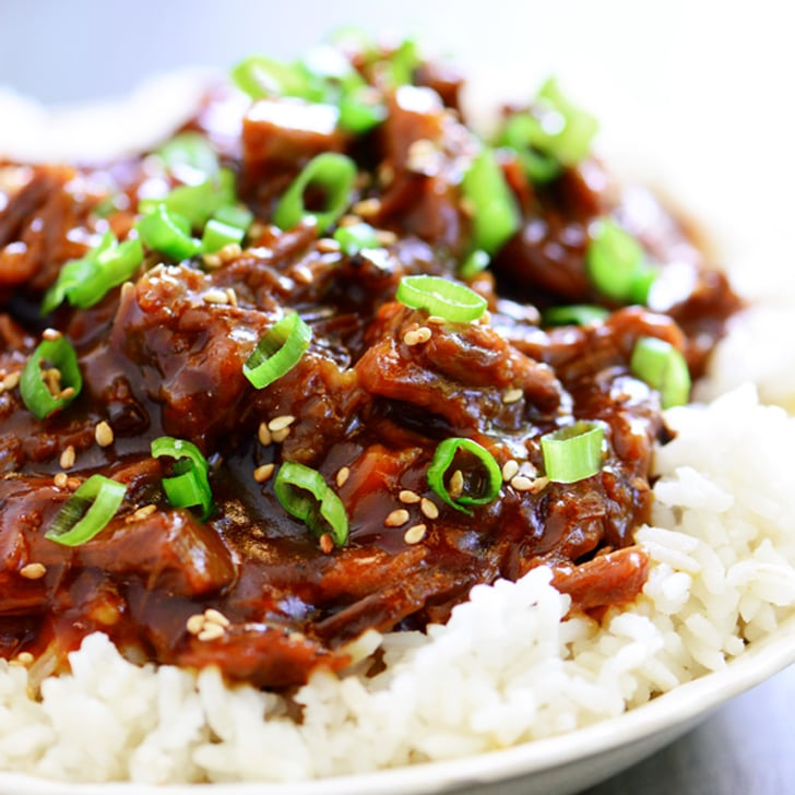Asian chicken crock pot recipe