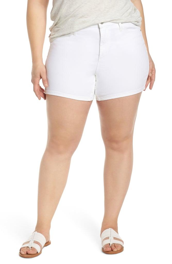 MAXSTUDIO Indigo Vintage Perfect Denim Shorts