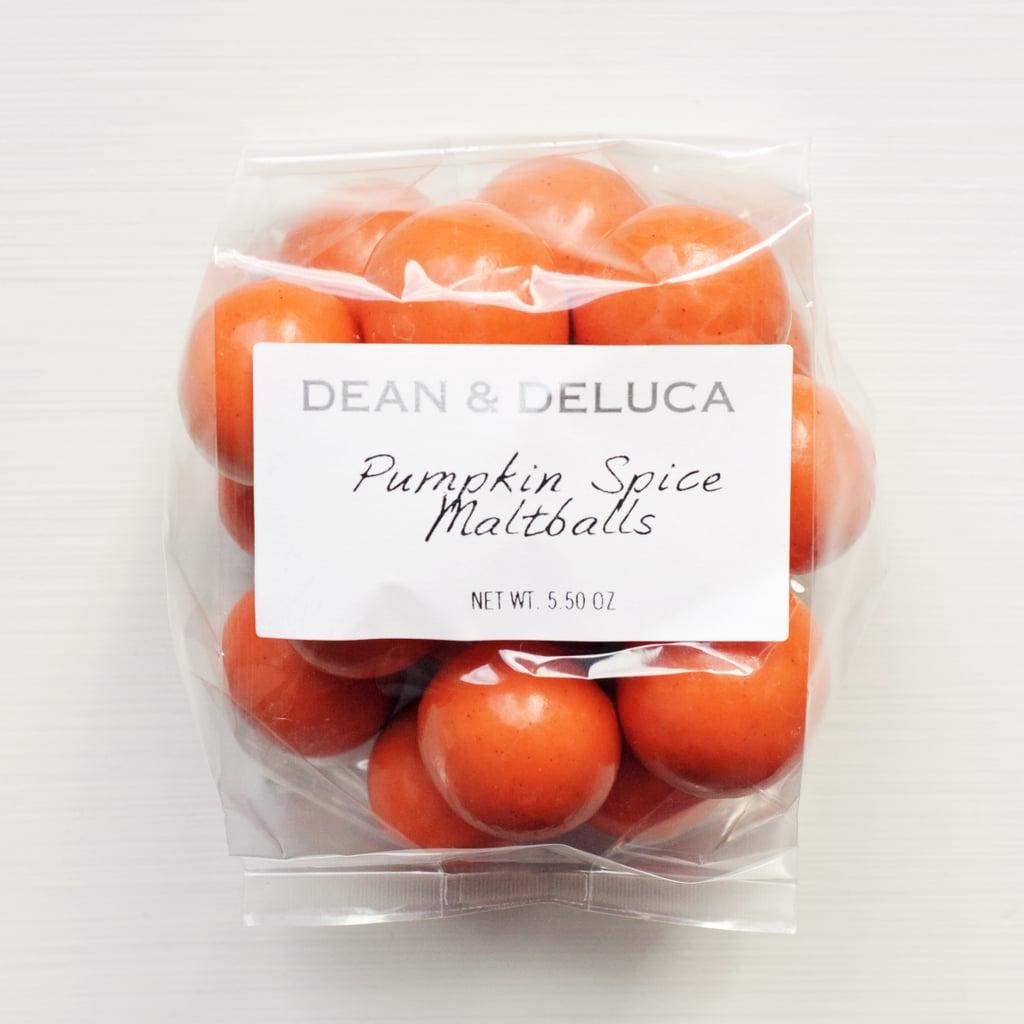 Dean & Deluca Pumpkin Spice Maltballs