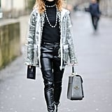"""Starting with tweed and pearls achieves """"the Chanel effect"""" and adds sophistication."""