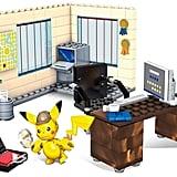 Mega Construx Detective Pikachu's Office