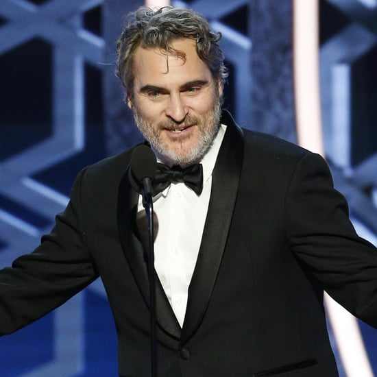 Here's What Joaquin Phoenix Said at the 2020 Golden Globes