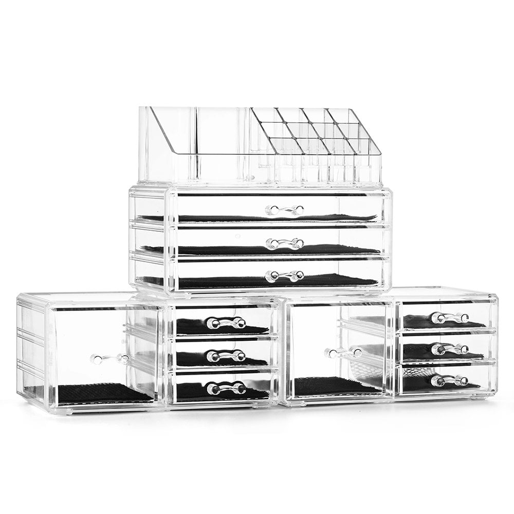 Best Makeup And Jewelry Organizers To Clean Up Your Vanity Popsugar Home