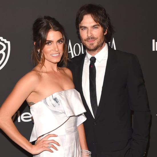 Nikki Reed's Birthday Message to Ian Somerhalder 2015