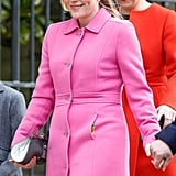 Autumn Phillips at Easter 2016