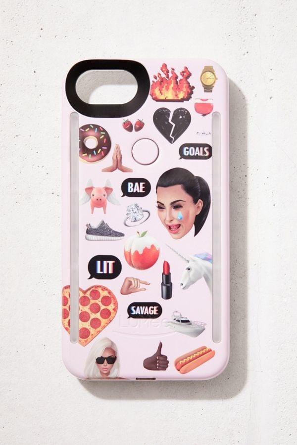 the latest b9291 b6304 LuMee Phone Case | Best Gift Ideas For Kardashian Fans | POPSUGAR ...