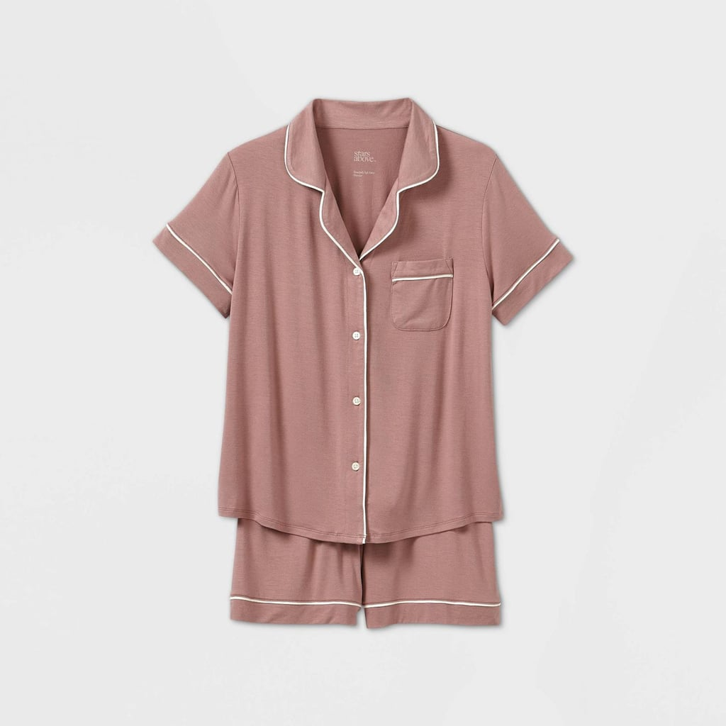 Soft Pajama Short Set From Target | Editor Review