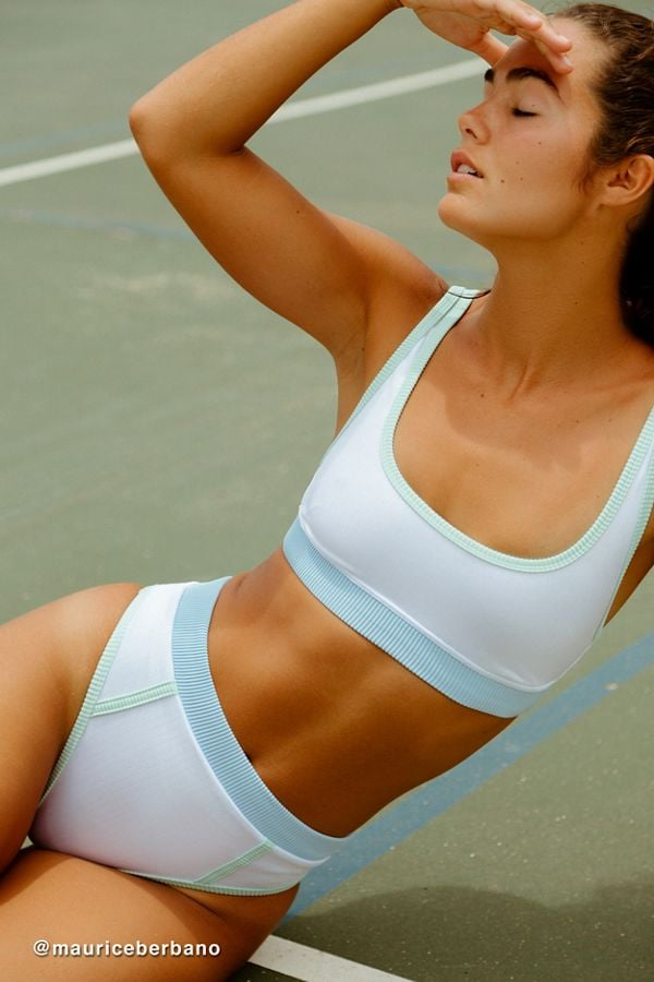 Out From Under Westport Sporty Bikini Top and Bottom