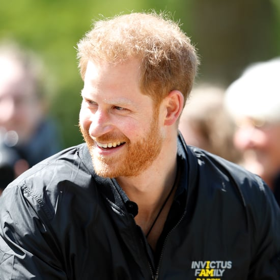 Prince Harry's Letter to Tennis Player Dylan Alcott