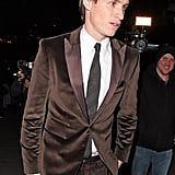 Eddie Redmayne was out in LA.